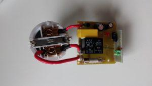 Promax stopcontact action open gemaakt