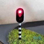 rood stoplicht op je treinbaan