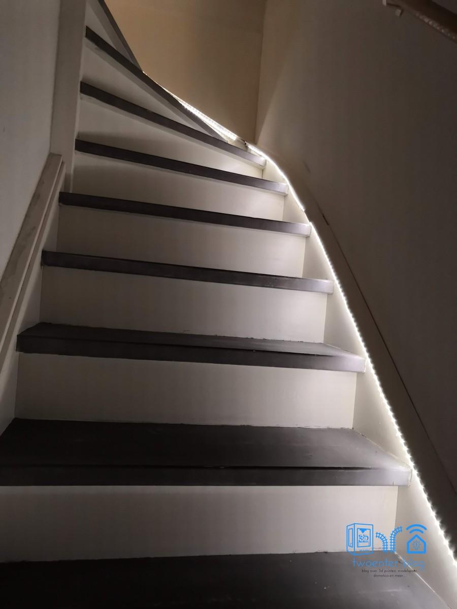 Led trapverlichting maken