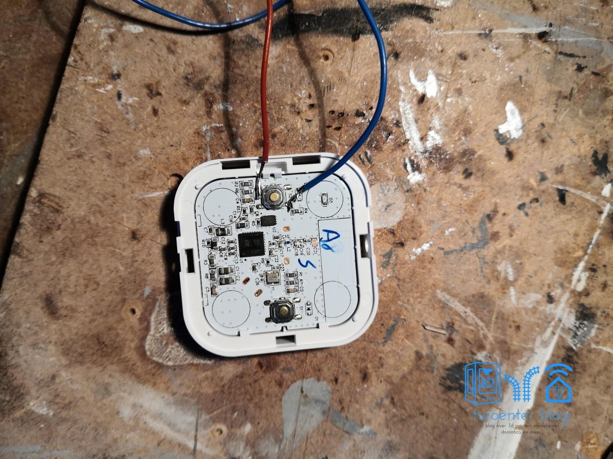 Dimmerknop E1743 IKEA Tradfri