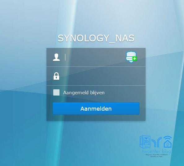 DSM Synology login